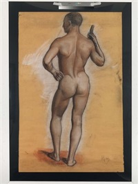 nudo by achille funi