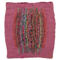 squiggle by sheila hicks