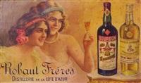 robaut frères, distillerie côte d'azur by romolo tessari