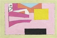 pad #5 by stuart davis