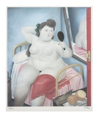 untitled by fernando botero
