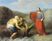 de roeping van petrus by joseph henri françois van lerius