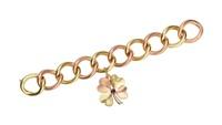 charm bracelet by cartier
