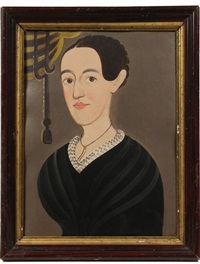 portrait of a young lady by american school-prior-hamblen (19)