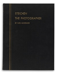 steichen the photographer by edward steichen