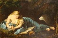 sainte marie-madeleine by pompeo girolamo batoni