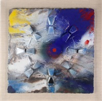mandala meditation sundial by paul jenkins