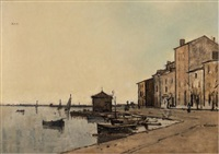 le port by georges (karpeles) kars