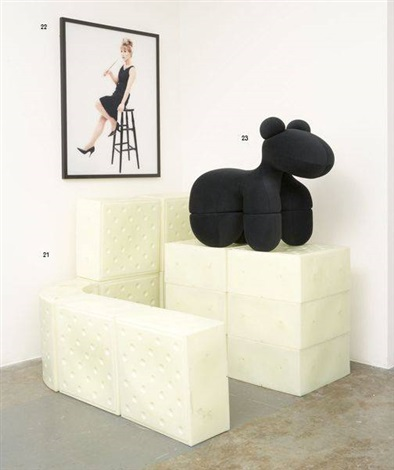 stacking wall in 13 parts by tom dixon