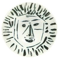 visage de face/full-face face by pablo picasso
