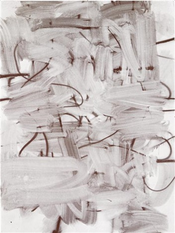 untitled p 492 by christopher wool