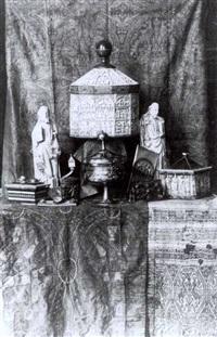 religiöses stilleben by alphonse jeanrenaud