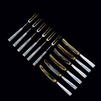 obstbesteck 4800 cutlery (set of 12) by peter behrens