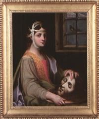 salomé avec la tête de saint jean-baptiste by astolfo petrazzi