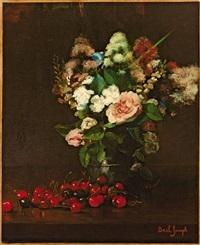 bouquet de fleurs by joseph bail