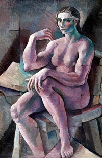 desnudo by alberto altalef