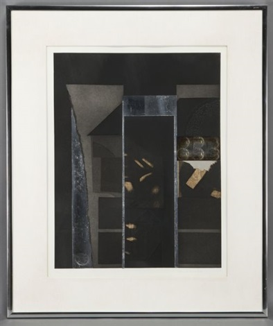 untitled iv by louise nevelson
