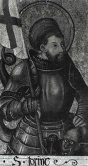 st. georges by hans (suess von) kulmbach