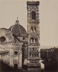duomo, florence (5 works) by fratelli alinari
