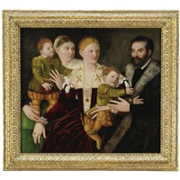 ritratto di famiglia by bernardino licinio