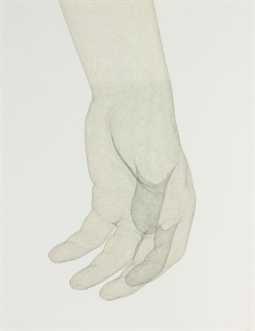 untitled hand by richard dupont