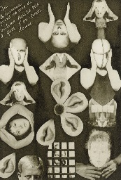 aveux non avenus (book w/9 works, quarto, first ed.) by claude cahun