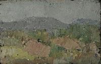 la montagne sainte geneviève by louise bentin