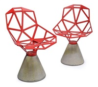 chairone (2 works) by konstantin grcic