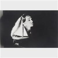 portrait of joseph cornell, new york by lee miller