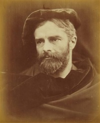 clinton parry by julia margaret cameron