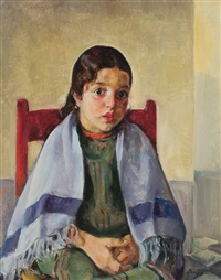 italian child by martha walter