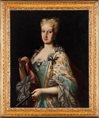 portrait de la marquise ippolita grassi bentivoglio by stefano torelli