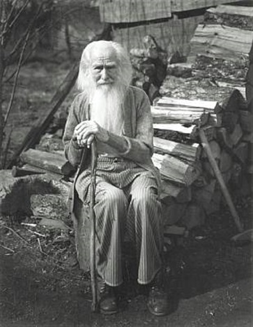 my father at ninety by imogen cunningham