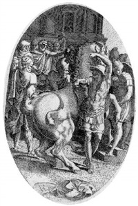 alexander mastering bucephalus by leonard thiry