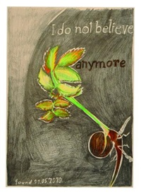 i do not believe anymore by christine & irene hohenbüchler