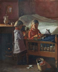 opening presents by hans andreasen hessellund