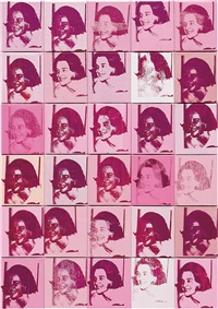 happy rockefeller (in 30 parts) by andy warhol