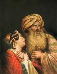 eastern portrait by jozef ignacy kraszewski