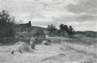 harvest-time by j. buchanan