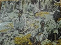 le marché aux berbères by jean marc labeyrie