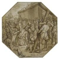 the martyrdom of st. andrew by lazzaro tavarone