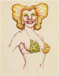 pepper (+ dixie; 2 works) by ed paschke