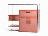 b290 combination cabinet by bruno weil