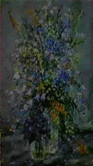 les fleurs des champs by lioudmila zabelina