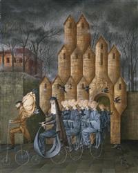 hacia la torre by remedios varo