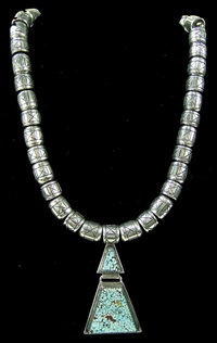 necklace by mike perez