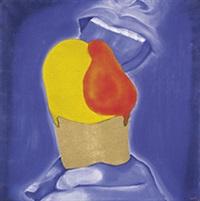 ice cream by evelyne axell