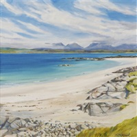 mannin bay, connemara by naomi peppard