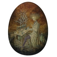 planta insumisa by remedios varo