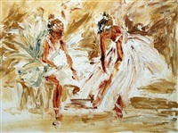 ballerinas by louise mansfield